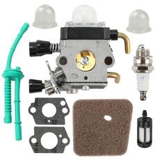 brushcutter, airfuelfilter, carburetorkit, Gardening Supplies
