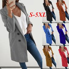 casual coat, woolen coat, Slim Fit, Blazer