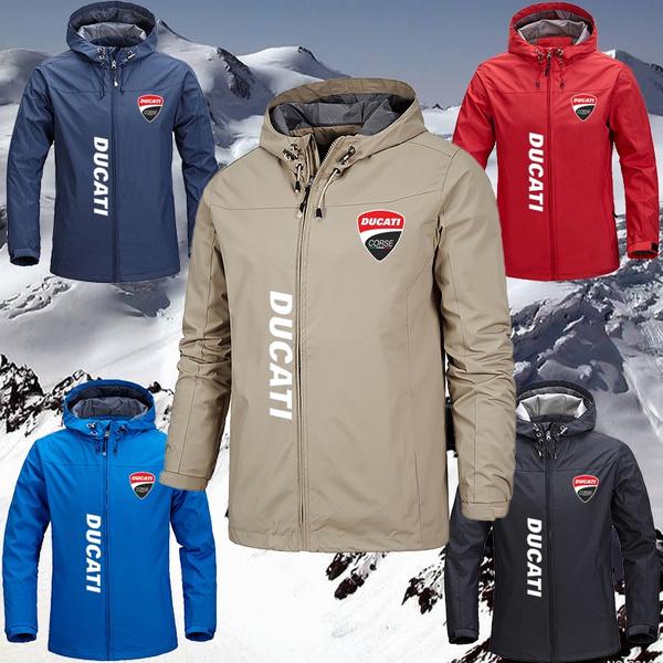 mountaineeringcoat, Outdoor, Hiking, ducatilogojacket