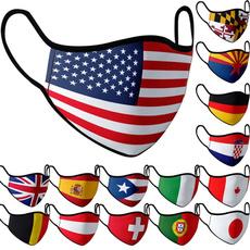 nationalflagprint, unisex, unisexmask, mouthmask