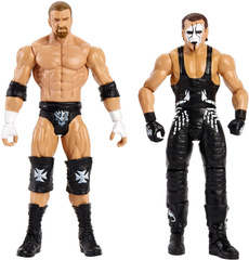 Toy, pvcactionfigure, Wrestling, sting