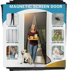 Summer, flybugmosquitonet, Door, Gifts