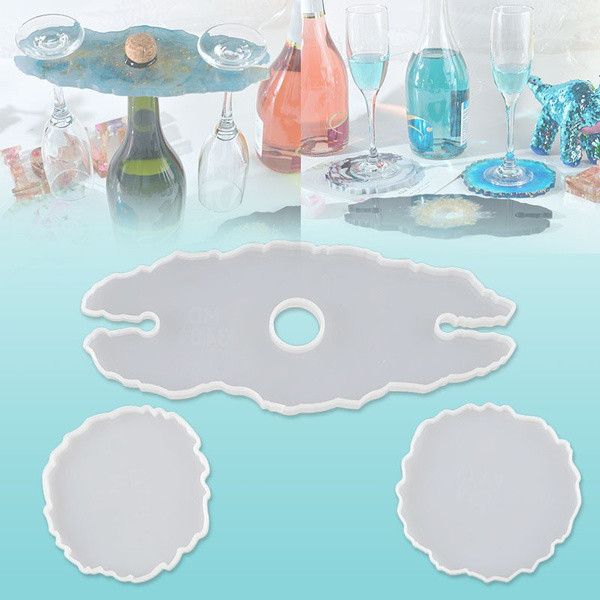 coastermold, glasscup, diyhobby, Cup