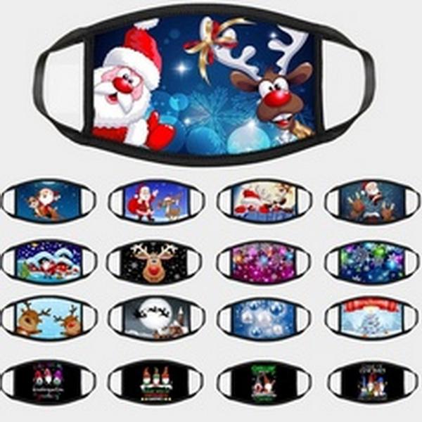 cartoonmask, womenmask, festivalmask, Christmas