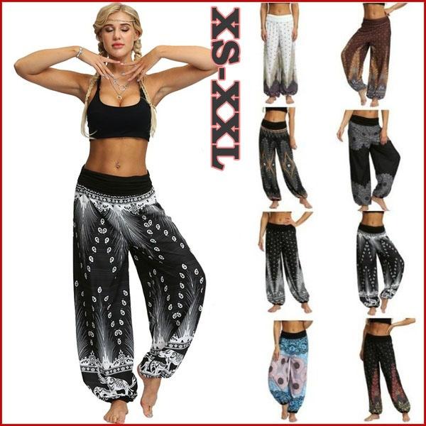Summer, Leggings, trousers, Yoga