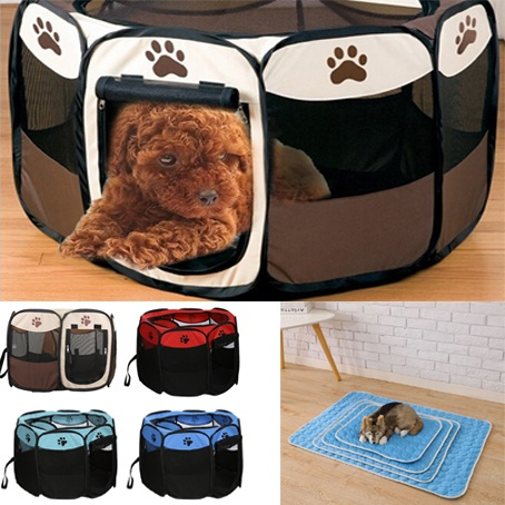 catcratescage, dogcoolingbed, dog houses, Summer