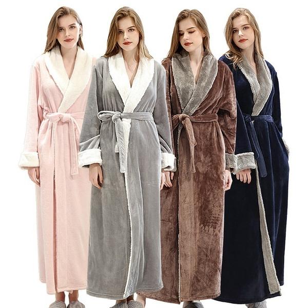 gowns, Fleece, Fashion, plushrobesforwomen