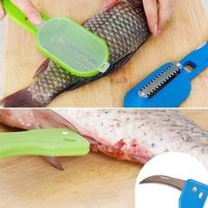 fish, Tool, scraper, fishskincleaner