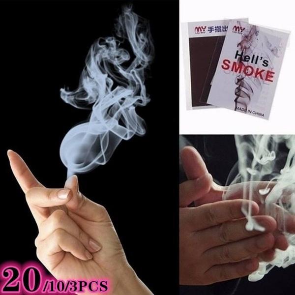 Toy, Magic, Smoke, smokefromfinger