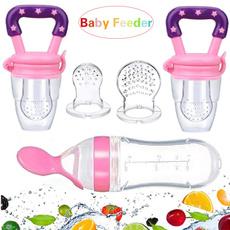 Toddler, fruitfeeder, babyfeeder, Silicone