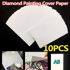 papercover, DIAMOND, Jewelry, diamondpainting