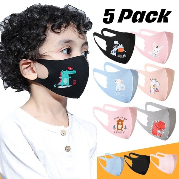 Children, kidscartoo, Masks, animemaskface