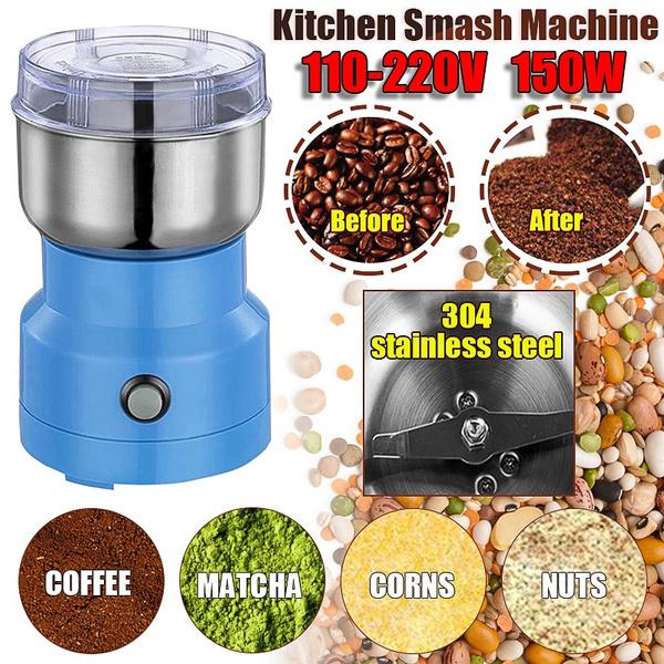 220V Multifunction Smash Machine Electric Milling Grinder Bean Grinding Grain
