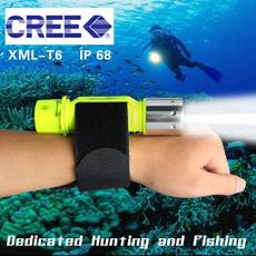 Flashlight, led, wristbandsflashlight, Sports & Outdoors