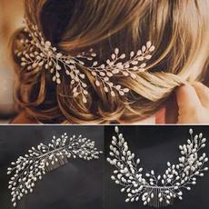 bridalhaircomb, Combs, jewelryhairaccessorie, hair jewelry
