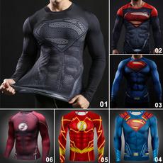 Fitness, trainingshirt, Fashion, runningshirt