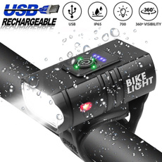 Equipment, Bicycle, Rechargeable, bicyclelight
