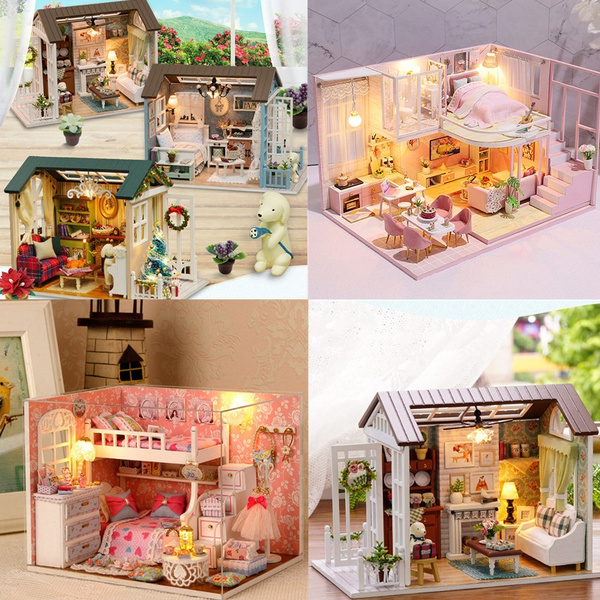 Toy, Gifts, diydollhouse, Wooden