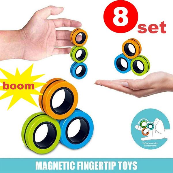 Toy, Magic, stresstoy, unziptoy