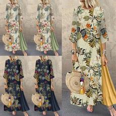 Plus Size, long dress, plus size dress, Tunic dress