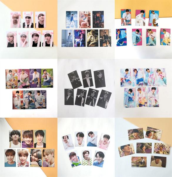 K-Pop, btsphotocard, Postcards, btsnewalbum