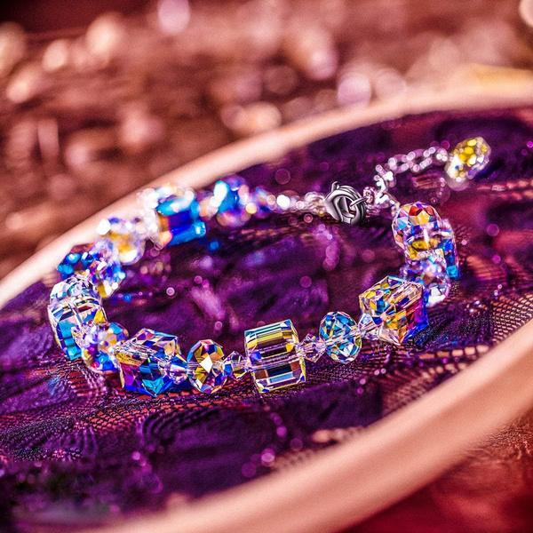 Cubic Zirconia, Jewelry, Crystal Jewelry, lights