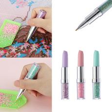 DIAMOND, embroiderytool, Lipstick, Beauty