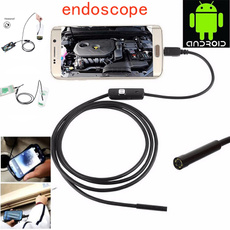 Webcams, borescope, usb, Waterproof