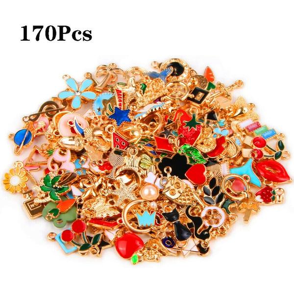 Charm Bracelet, goldplated, jewelrycharm, Jewelry