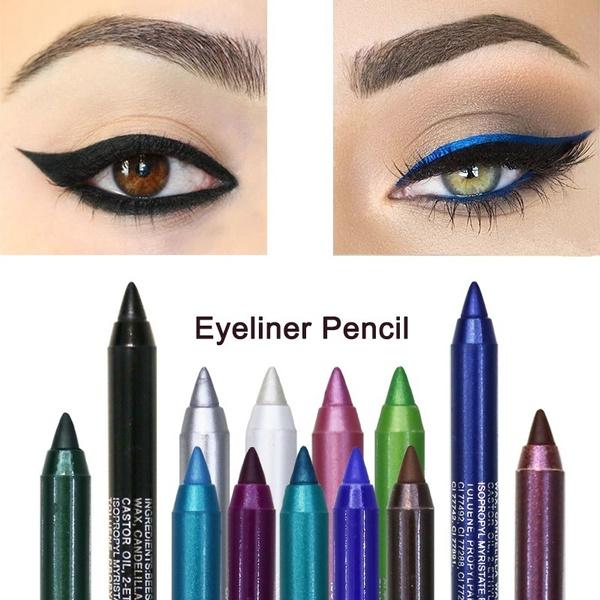 eyeshadowpen, pencil, Fashion, longlastingeyeliner