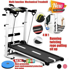 mechanicaltreadmill, treadmillrunningmachine, twisting, ropepulling