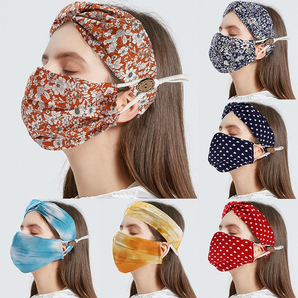 yogamask, Fashion, Yoga, Face Mask