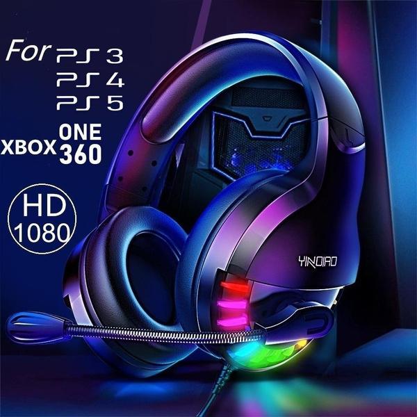 Headset, Video Games, Earphone, Bass