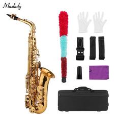 case, golden, Musical Instruments, Necks