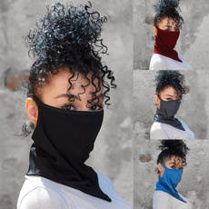Outdoor, Cotton, scarfmask, faceshield