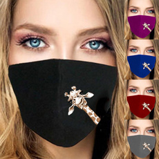 Summer, Cotton, Outdoor, mouthmask