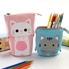 Box, pencilcase, School, Gifts