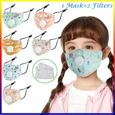cartoonmask, childrenfacemouthmask, kidsmask, Cotton