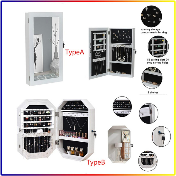 Makeup Mirrors, Jewelry, makeupstoragebox, jewelrymirrorcabinet