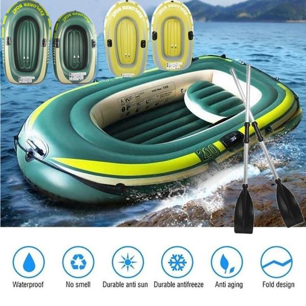 Aluminum, Inflatable, pvcairboat, driftingboat