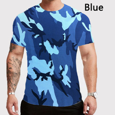 Outdoor, Combat, camouflageprint, printed shirts