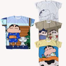 Funny, Shorts, crayonshinchan, Shirt