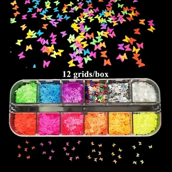 nail decoration, butterfly, nail stickers, art