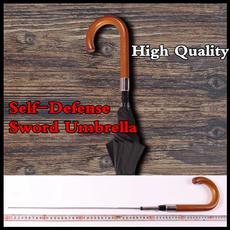 Umbrella, sword, longhandleumbrella, selfdefensetool