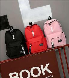 couplebackpack, Summer, Fashion, korean style