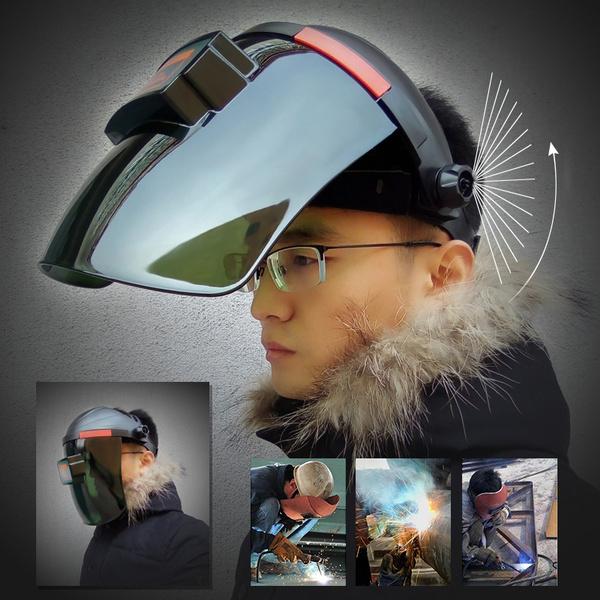 Helmet, weldinghelmet, Solar, solarfullautoweldingmask