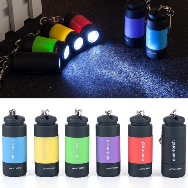 Flashlight, Mini, led, keychainlight