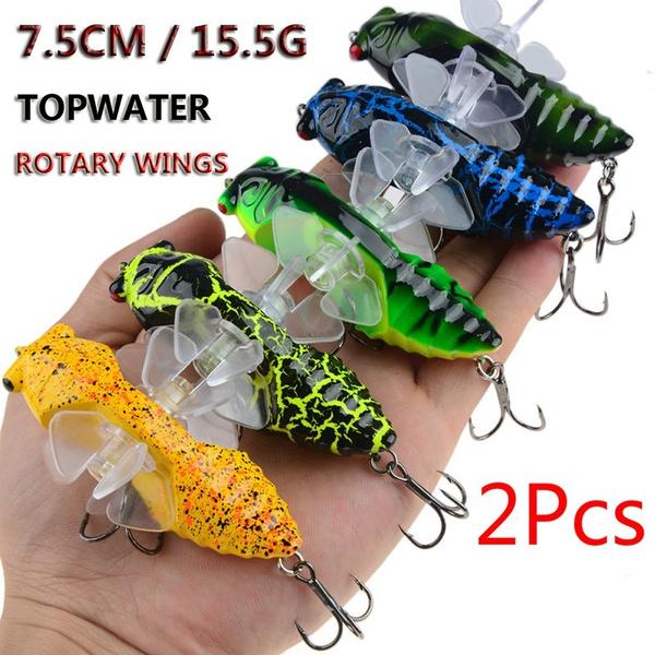 crankbait, popperlure, topwater, Fishing Lure