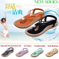 Summer, flatssandal, Sandals, Women Sandals