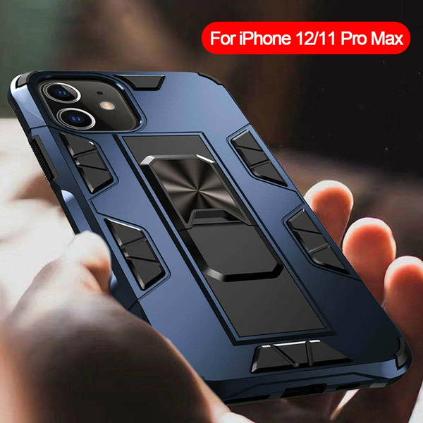 2020 NEW For iPhone 12 11 Pro Max Case New Armor PC TPU Silicone Shockproof Protection Back Cover for iPhone X XR Xs Max Case | Wish